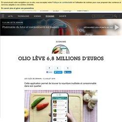 OLIO lève 6,8 millions d'euros - Economie