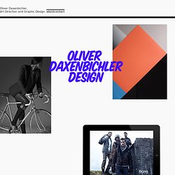 Oliver Daxenbichler Design, Inc.