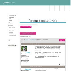 Jamie Oliver - Forums / Tortas de Aceite recipe - beta