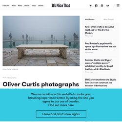 Oliver Curtis photographs the world's most famous monuments, the wrong way round