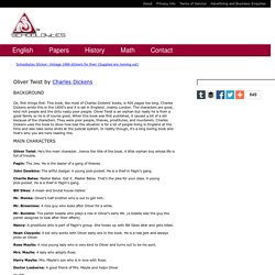 Oliver Twist Summary - Schoolbytes