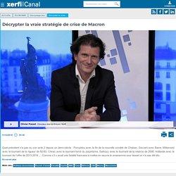 Olivier Passet, Xerfi - Décrypter la vraie stratégie de crise de Macron