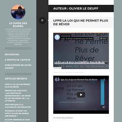 Olivier Le Deuff – Le guide des égarés.