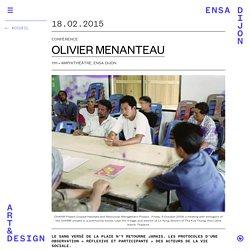Olivier Menanteau, photographe