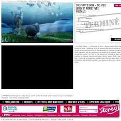 Ciné-concert - The Puppet Show – Ollivier Leroy et Pierre-Yves Prothais