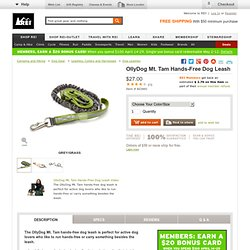 OllyDog Mt. Tam Hands-Free Dog Leash at REI