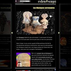 Les Olmèques astronautes