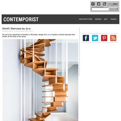 OlmO! Staircase by Jo-a