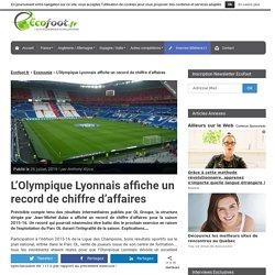 Olympique Lyonnais : le club affiche un record de chiffre d'affaires !