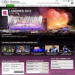 Jeux Olympiques de Londres 2012 – Calendrier, résultats, médailles, billets, sites