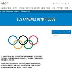 Anneaux Olympiques – Symbole du Mouvement Olympique