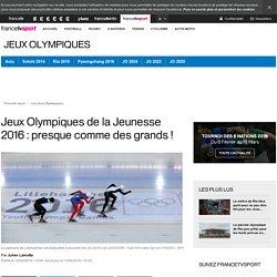 Jeux Olympiques de la Jeunesse 2016 : presque comme des grands ! - Jeux paralympiques Sotchi 2014