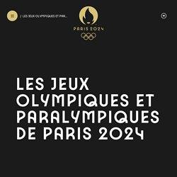 Les Jeux Olympiques et Paralympiques de Paris 2024 - Paris 2024