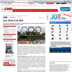 Les Jeux Olympiques à la télévision