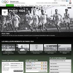 paris Vidéos, Photos, Media olympique