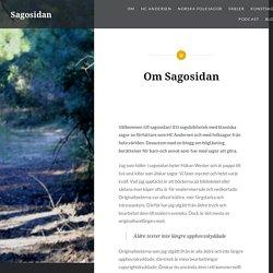 Om Sagosidan – Sagosidan