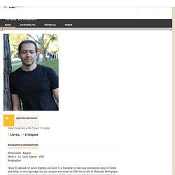 Biographie de Omar El Akkad - Babelio