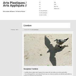 Arts Plastiques / Arts Appliqués //
