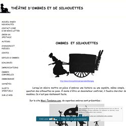 ombres chinoises et silhouettes