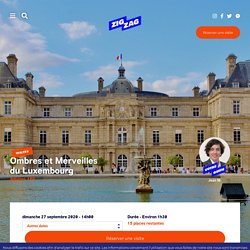 Ombres et Merveilles du Luxembourg