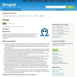 Omega (960gs & HTML5)