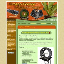 Rotary Hydroponic Gardens Volksgarden®