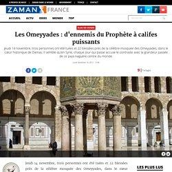 Les Omeyyades : d'ennemis du Prophète à califes puissants