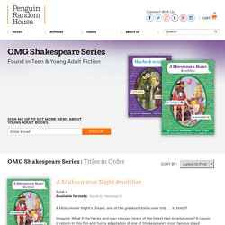 OMG Shakespeare series