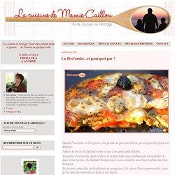 La Pizz'omlet...et pourquoi pas ?