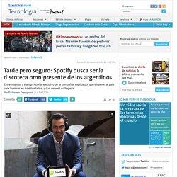 Tarde pero seguro: Spotify busca ser la discoteca omnipresente de los argentinos