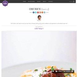 Omurice Recipe