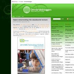 Digital skolutveckling från skandinavisk horisont