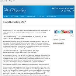 Omzetbelasting ZZP – Administratie Voor Beginners