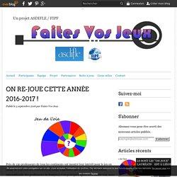 ON RE-JOUE CETTE ANNÉE 2016-2017 ! -