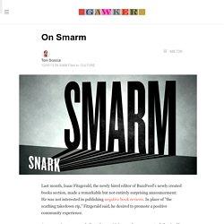 On Smarm