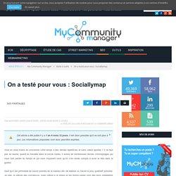 On a testé pour vous : Sociallymap