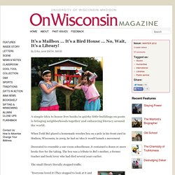 On Wisconsin Magazine