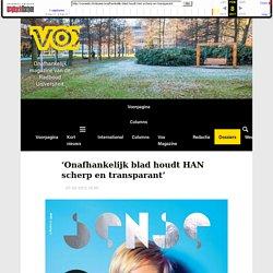 'Onafhankelijk blad houdt HAN scherp en transparant' - Vox magazine