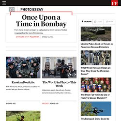Once Upon a Time in Bombay - An FP Slide Show