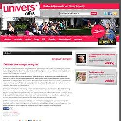 Univers: 'Onderwijs dient belangen leerling niet'