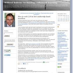 Hoe je web 2.0 in het onderwijs kunt inzetten