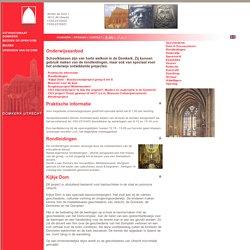 Onderwijsaanbod Domkerk Utrecht