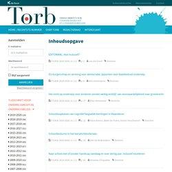 Tijdschrift voor Onderwijsrecht en Onderwijsbeleid (TORB).
