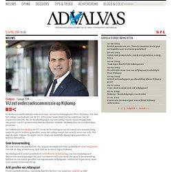 advalvas: zet onderzoekscommissie op Nijkamp