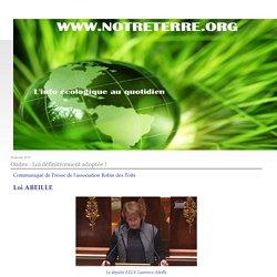 Ondes : Loi définitivement adoptée !