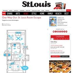 One Way Out: St. Louis Room Escape - St. Louis Magazine