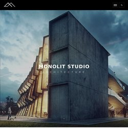One Page Slideshow – Monolit