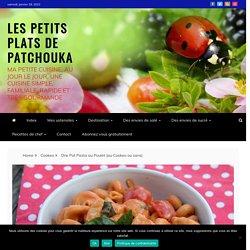 One Pot Pasta au Poulet (au Cookeo)
