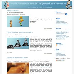 blog de Thierry Marchand