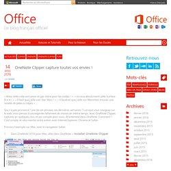 Office France : le blog officiel de Microsoft France